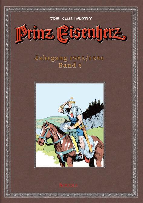 Prinz Eisenherz. Murphy-Jahre / Jahrgang 1985/1986 als Buch