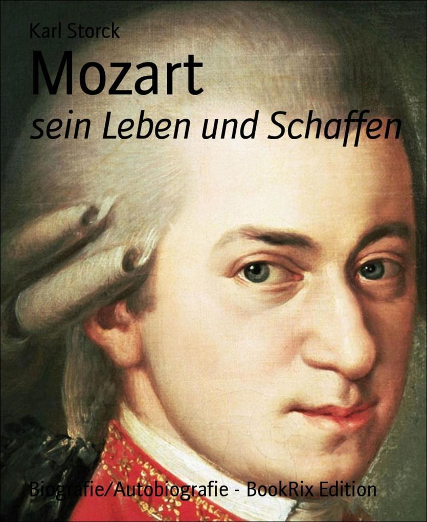 Mozart als eBook epub