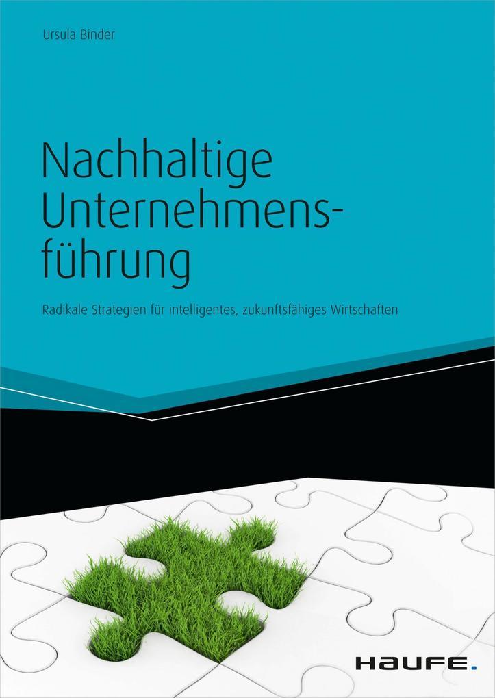 Nachhaltige Unternehmensführung als eBook