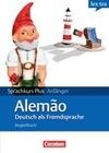 Deutsch als Fremdsprache A1-A2. Lehrbuch Mit Begleitbuch: Ausgangssprache Portugiesisch