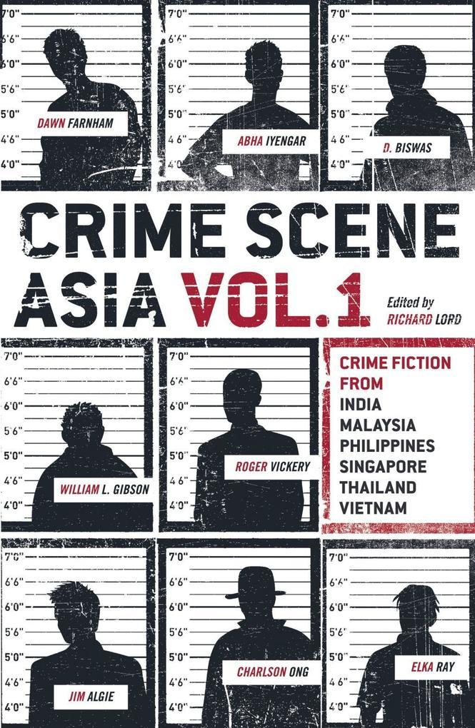 Crime Scene Asia als eBook von