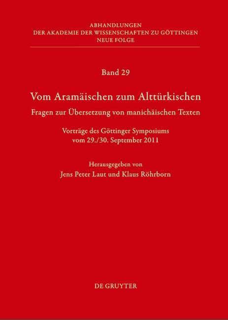 Vom Aramäischen zum Alttürkischen als eBook