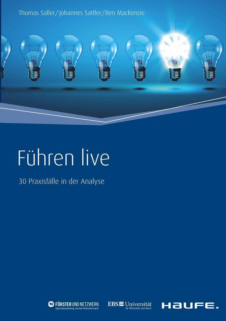 Führen live als Buch