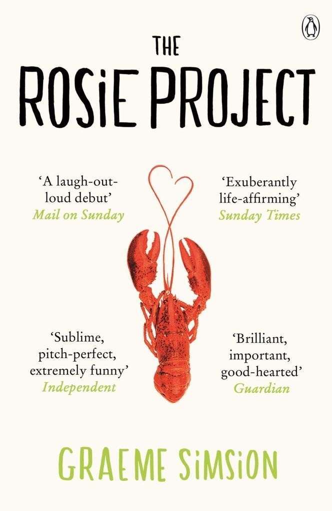 The Rosie Project als Taschenbuch