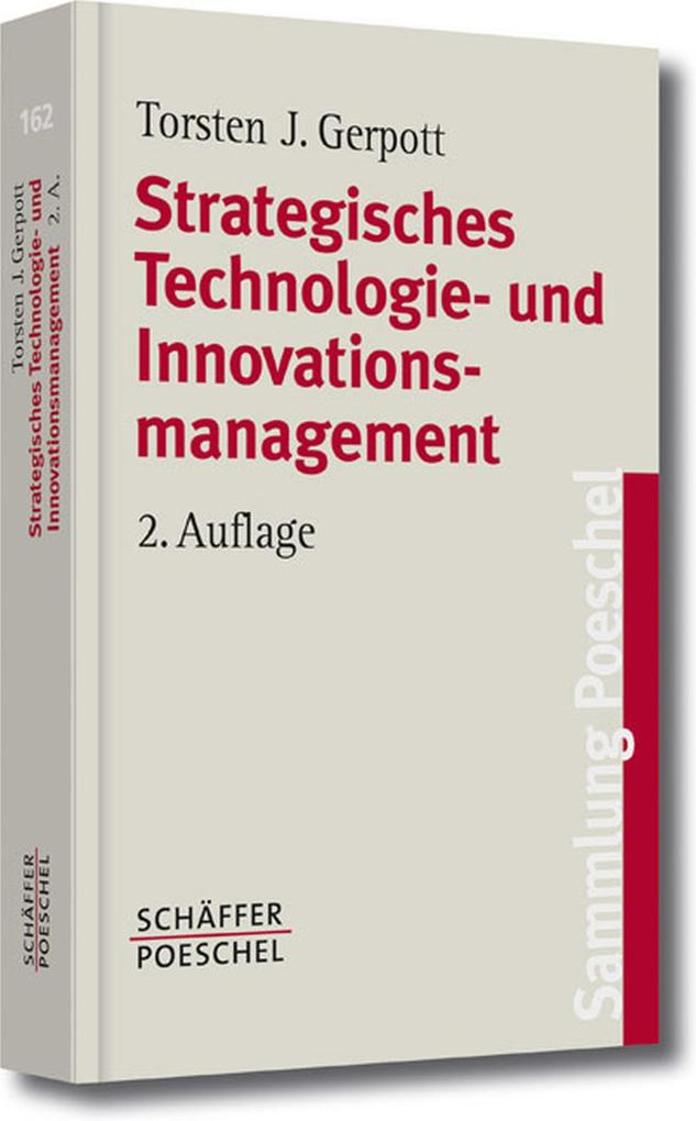 Strategisches Technologie- und Innovationsmanagement als eBook