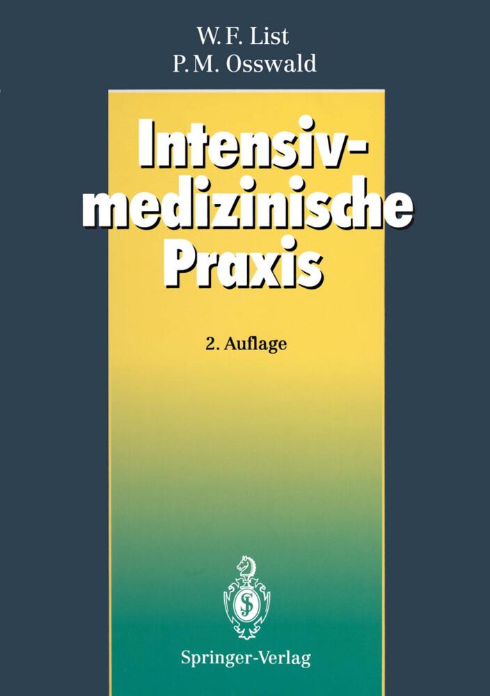 Intensivmedizinische Praxis als Buch von
