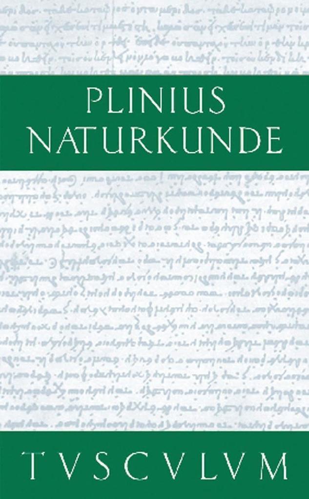 Buch 18: Botanik: Ackerbau als eBook von Pliniu...