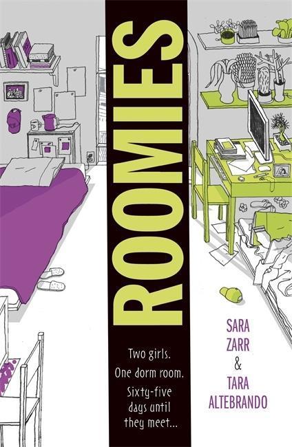 Roomies als Buch von Sara Zarr, Tara Altebrando