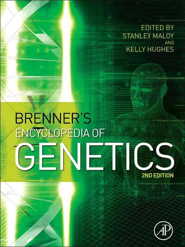 Brenner's Encyclopedia of Genetics als eBook
