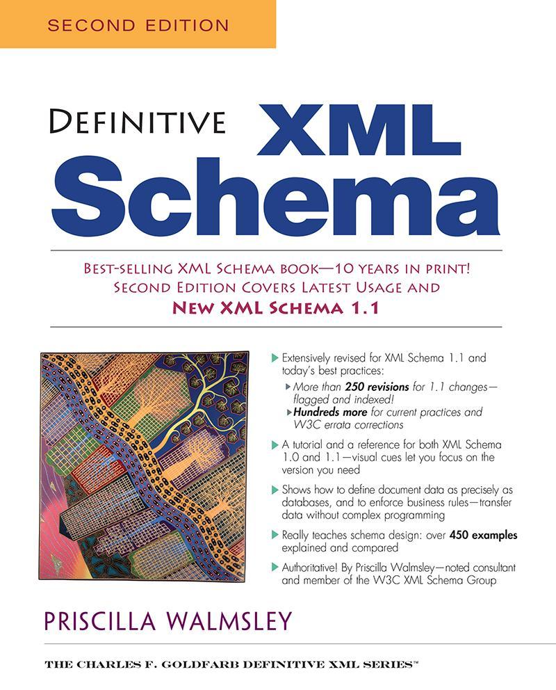 Definitive XML Schema als eBook von Priscilla W...