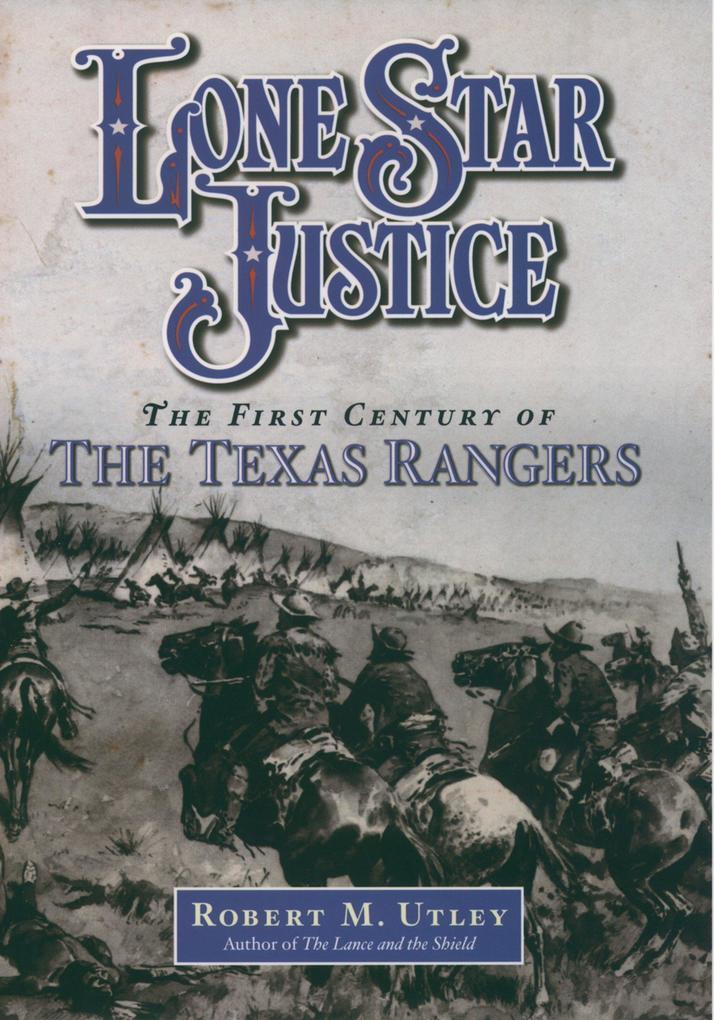 Lone Star Justice als eBook