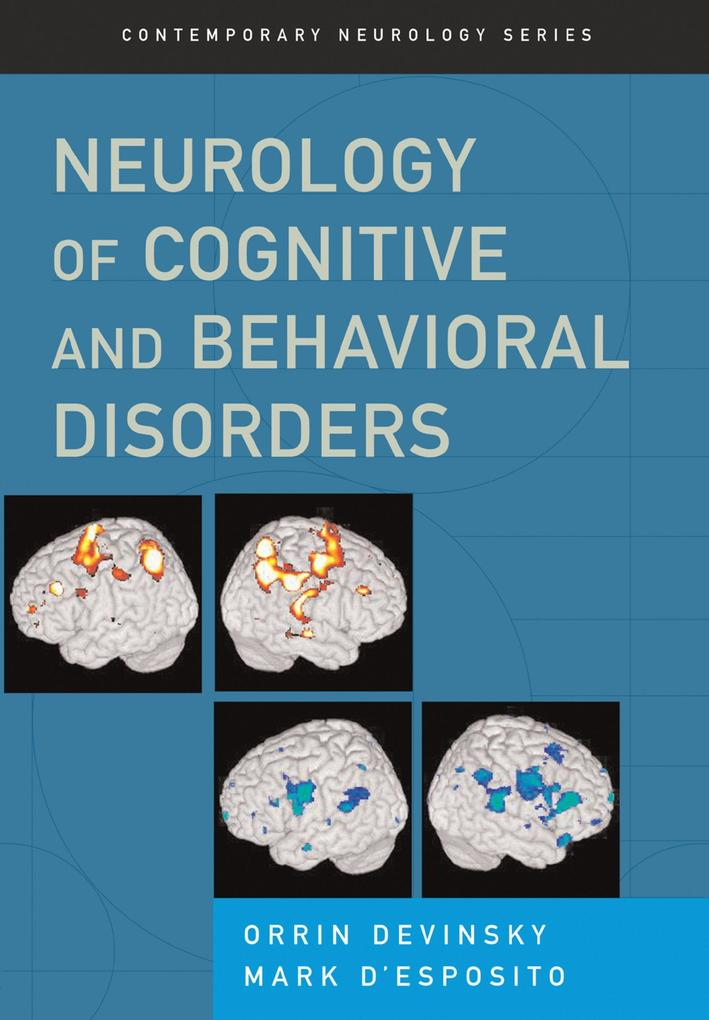 Neurology of Cognitive and Behavioral Disorders als eBook