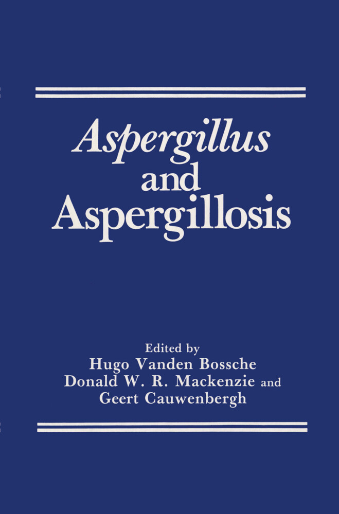 Aspergillus and Aspergillosis als Buch