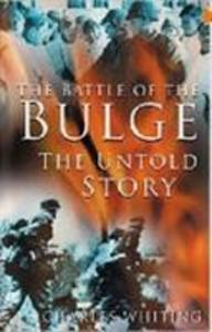 The Battle of the Bulge als Buch