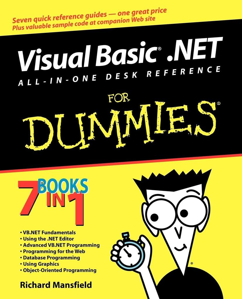 Visual Basic .NET All One Desk als Buch