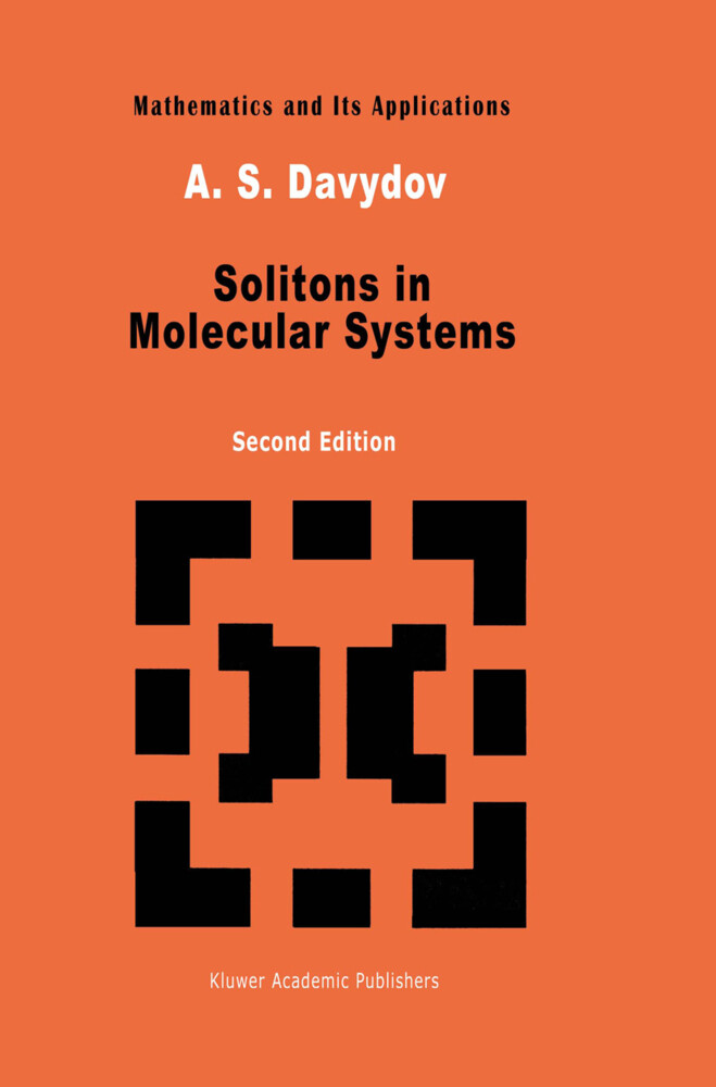 Solitons in Molecular Systems als Buch