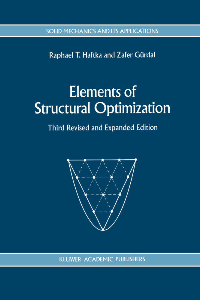 Elements of Structural Optimization als Buch