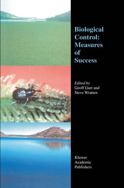 Biological Control: Measures of Success als Buch