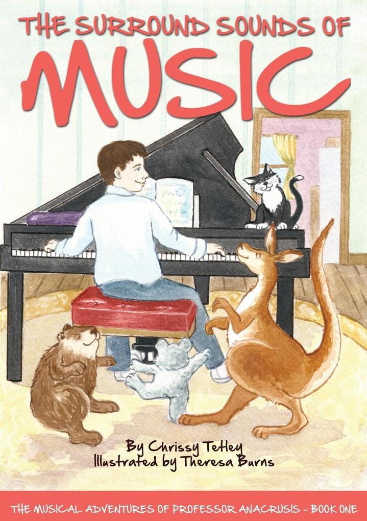 Surround Sounds of Music als eBook von Chrissy ...