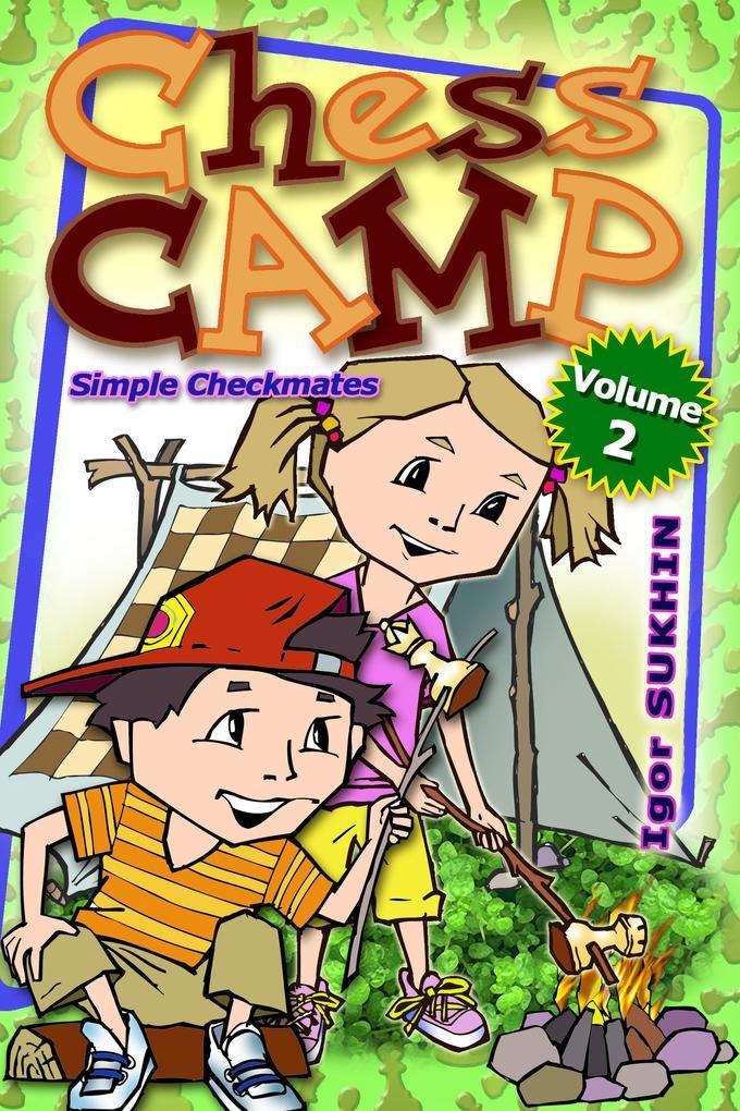 Chess Camp: Simple Checkmates als eBook von Igo...