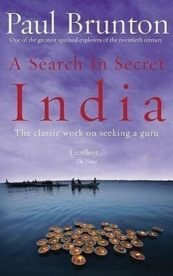 A Search In Secret India als Taschenbuch