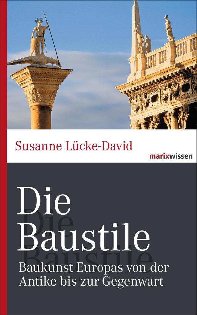 Die Baustile als eBook von Susanne Lücke-David