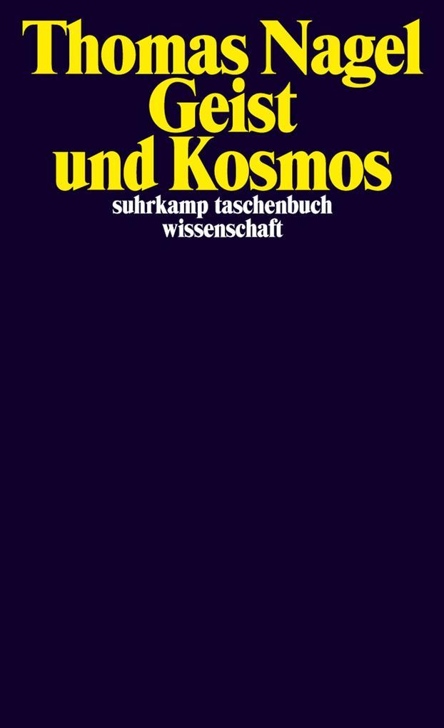 Geist und Kosmos als eBook epub