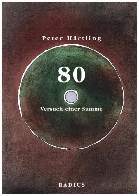 80 als Buch von Peter Härtling