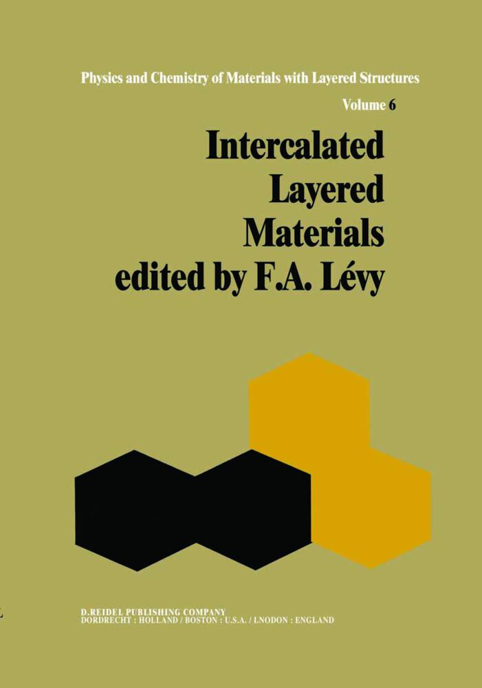 Intercalated Layered Materials als Buch