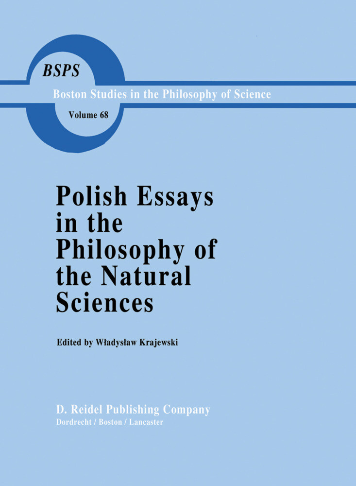 Polish Essays in the Philosophy of the Natural Sciences als Buch