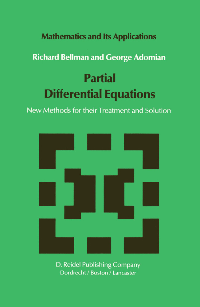 Partial Differential Equations als Buch