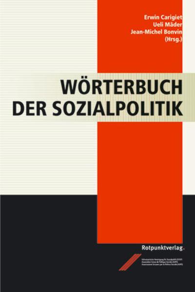Wörterbuch der Sozialpolitik als Buch