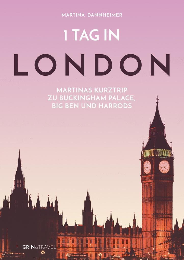 1 Tag in London als eBook