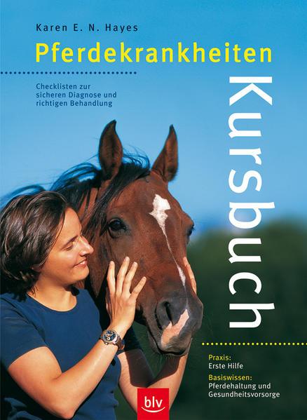 Kursbuch Pferdekrankheiten als Buch