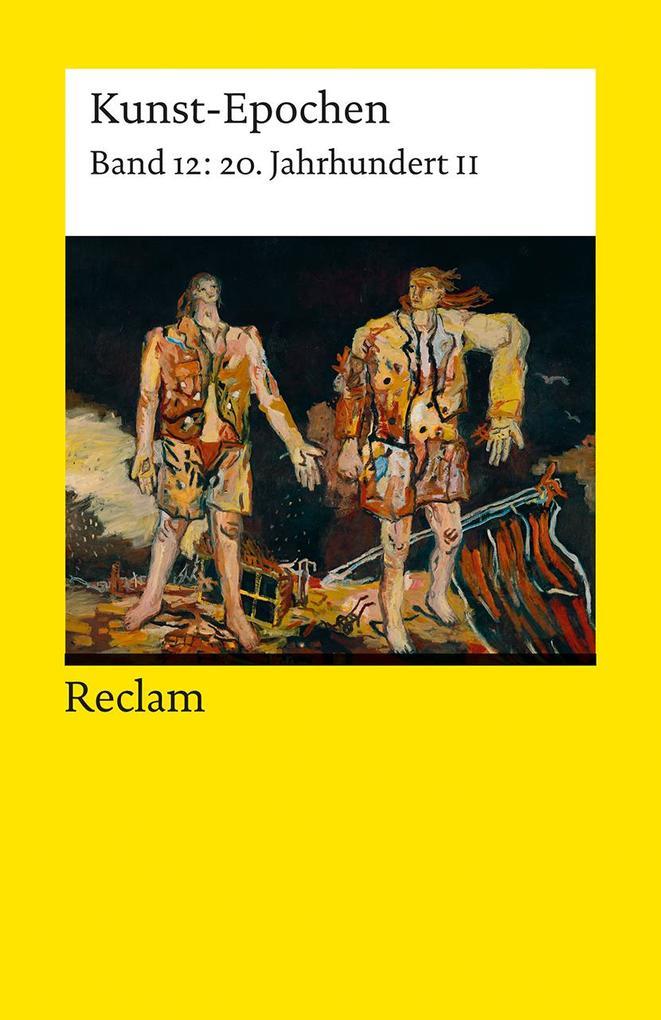 Kunst-Epochen 12. 20. Jahrhundert 2 als Taschenbuch