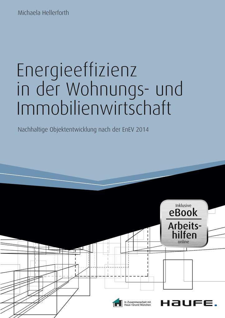 Energieeffizienz in der Wohnungs- und Immobilienwirtschaft - inkl. Arbeitshilfen online als Buch