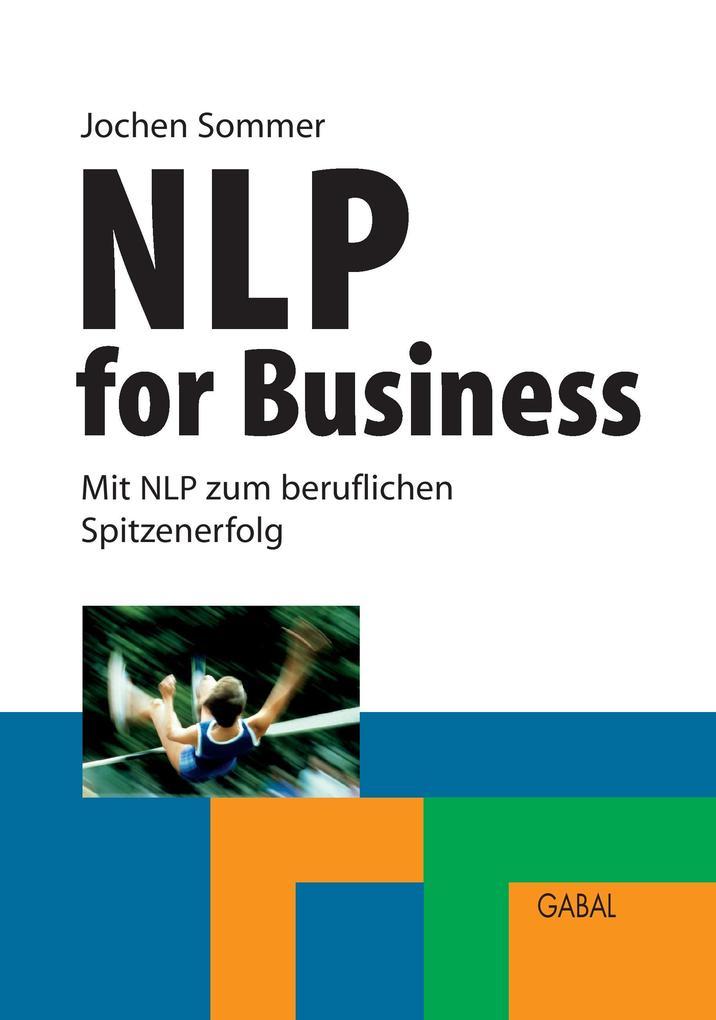 NLP für Business als Buch