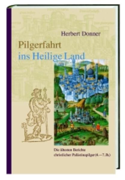 Pilgerfahrt ins Heilige Land als Buch
