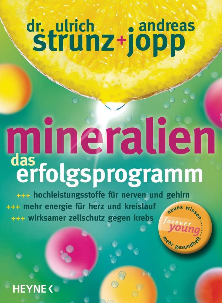 Mineralien. Das Erfolgsprogramm als Buch