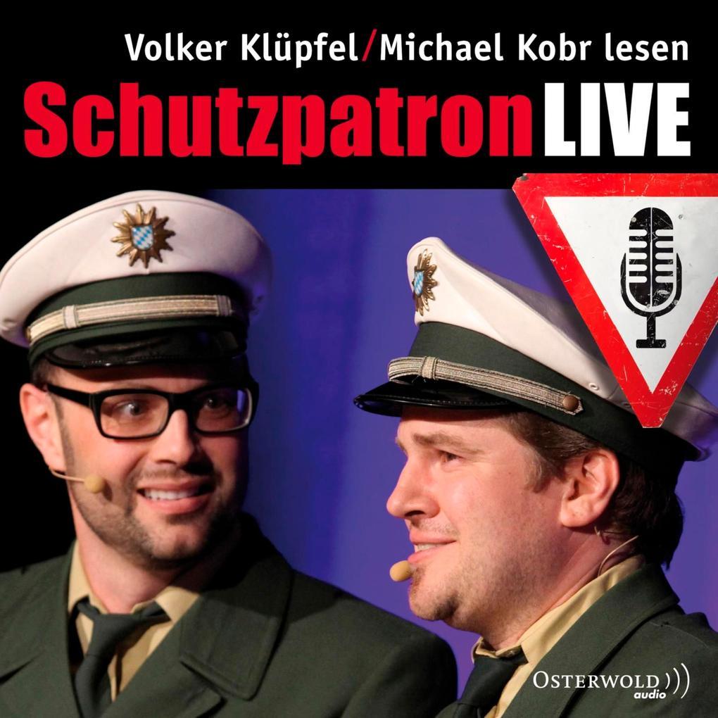 Schutzpatron live als Hörbuch Download