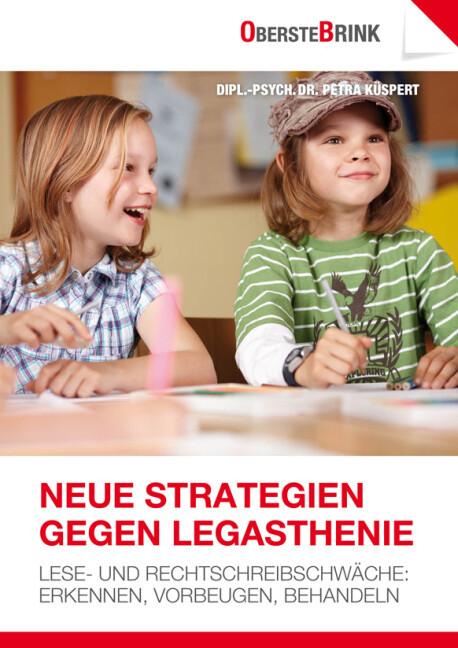 Neue Strategien gegen Legasthenie als Buch
