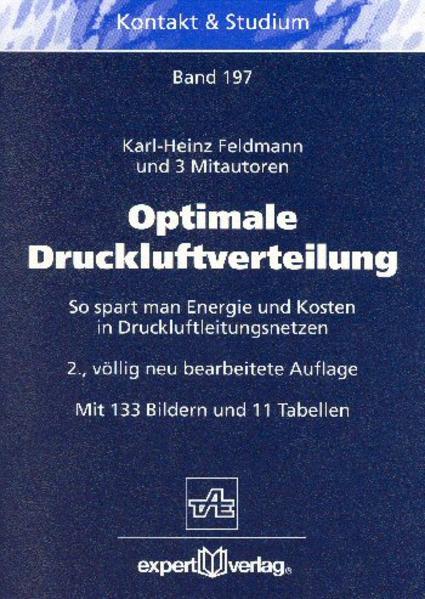 Optimale Druckluftverteilung als Buch