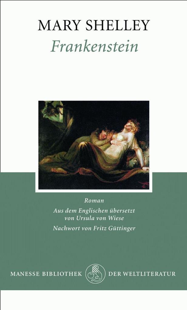 Frankenstein oder Der moderne Prometheus als Buch