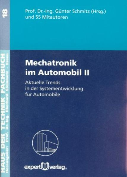 Mechatronik im Automobil 2 als Buch