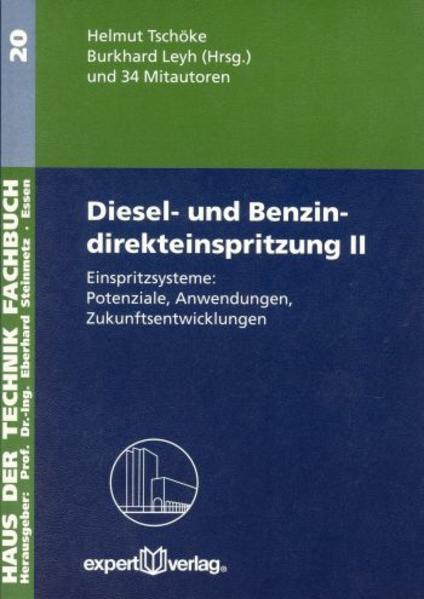 Diesel- und Benzindirekteinspritzung 2 als Buch