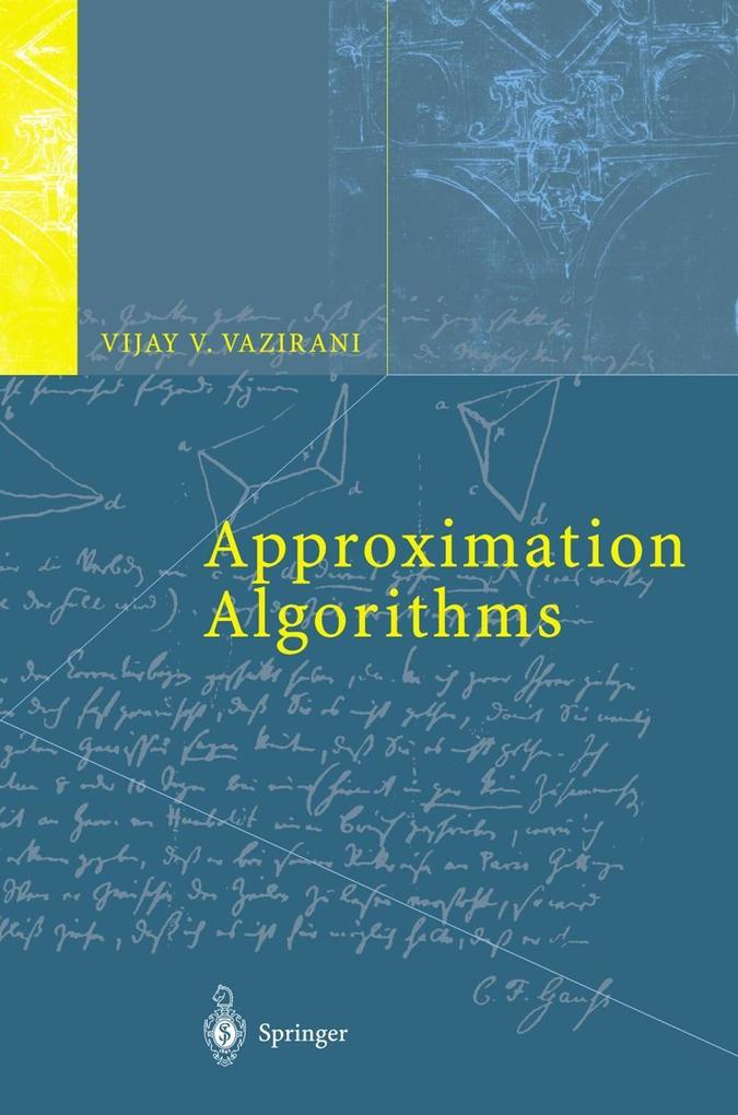 Approximation Algorithms als Buch