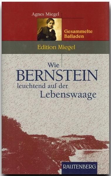 Wie Bernstein leuchtend auf der Lebenswaage als Buch
