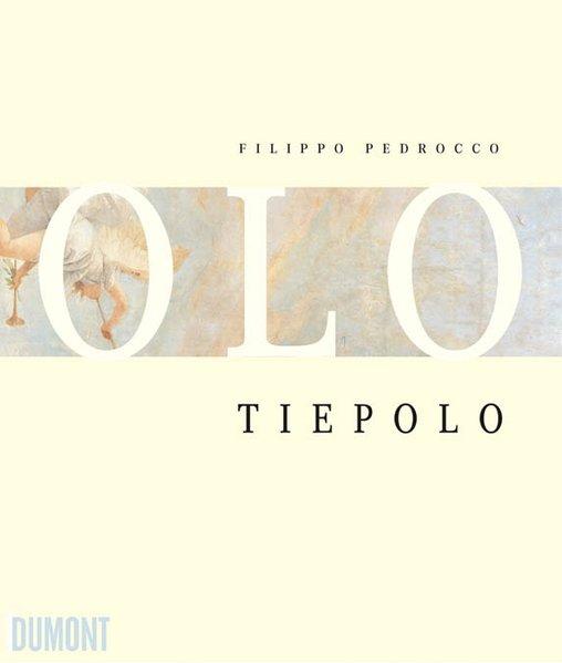 Tiepolo als Buch