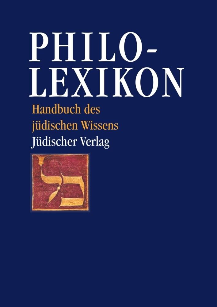Philo-Lexikon als Buch