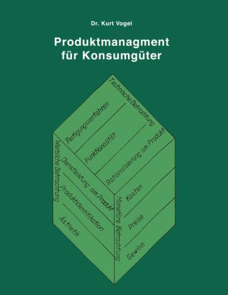 Produktmanagement für Konsumgüter als Buch
